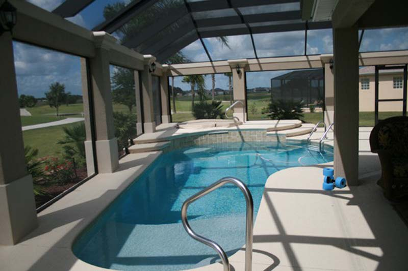 Roman columns t d pool spa constructiont d pool spa for Pool and spa contractors