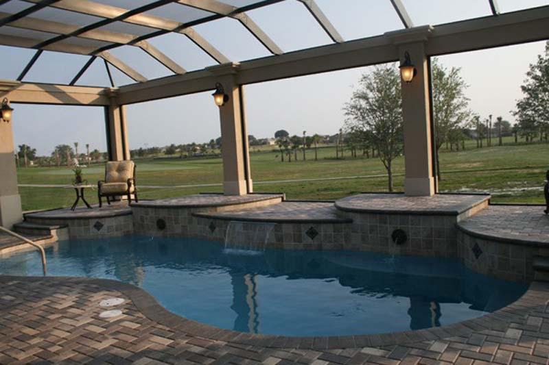 Concrete pools t d pool spa constructiont d pool spa for Concrete pool builders