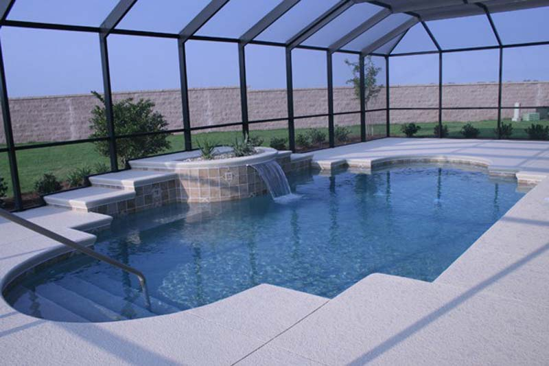 concrete pools t d pool spa constructiont d pool spa construction. Black Bedroom Furniture Sets. Home Design Ideas
